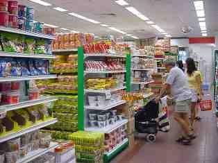 Analiza de risc la securitatea fizică - Supermarket